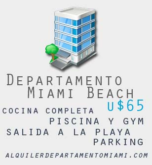 Departamento Casablanca Miami Beach