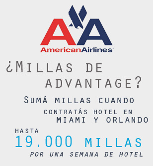 Millas American Airlines