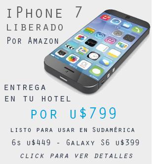 iPhone 7 liberado
