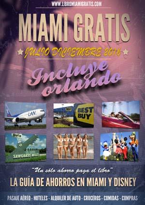 Bajar Libro Miami Gratis o Barato 2016 Julio Diciembre