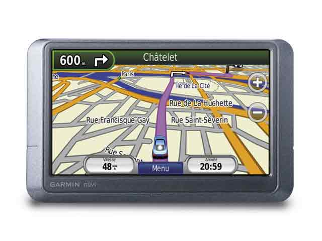 GPS Garmin Mapear Miami Uso