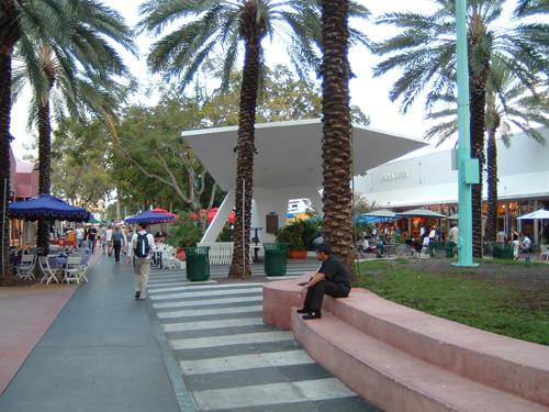 Lincoln Rd South Beach Miami Fl