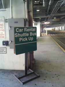 Car Rental Miami Shuttles