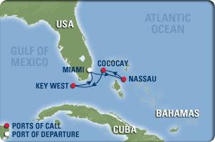 Crucero-Oferta en Miami