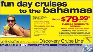 Crucero Fun Day Miami Bahamas