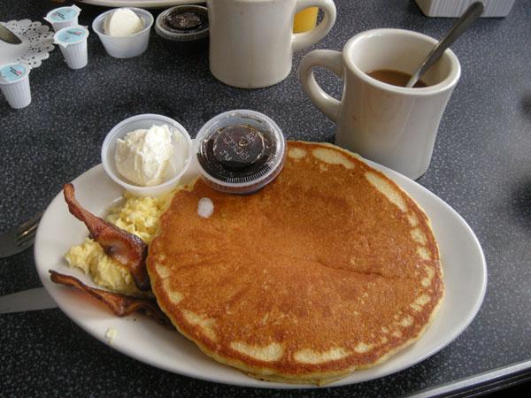 Desayuno Miami