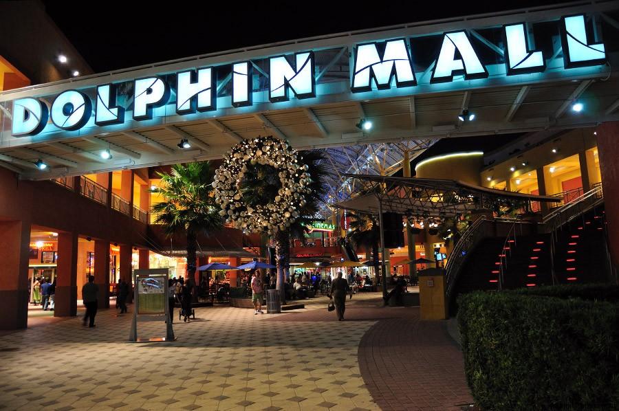 Dolphin Mall Internet Gratis