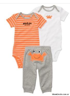 Carters ropa bebé