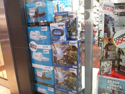 Precios de Consolas de Juegos