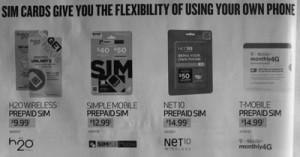 SIM Card Miami