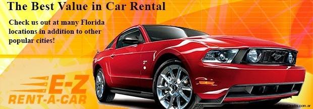 Alquiler de auto en oferta