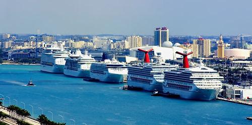 Puerto Miami Caos