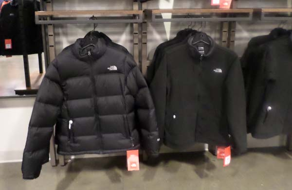 Campera de North Face