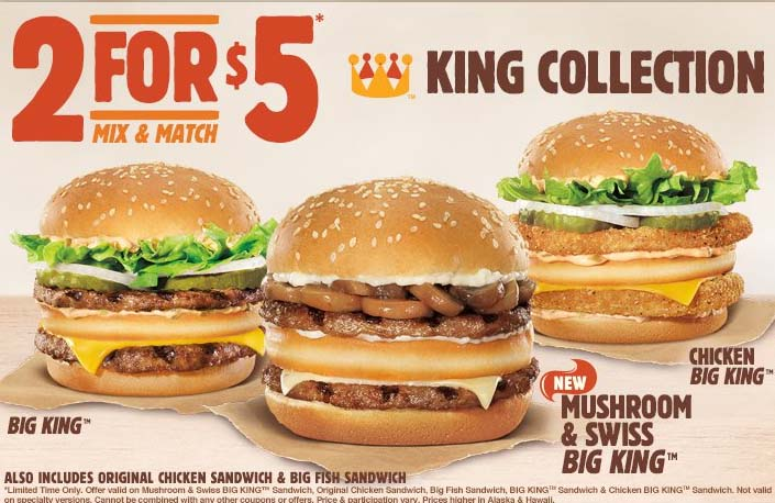 Burger King promo Miami