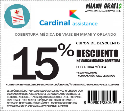 Cupon Cardinal Assistance