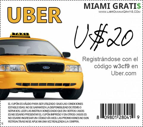Cupon Uber