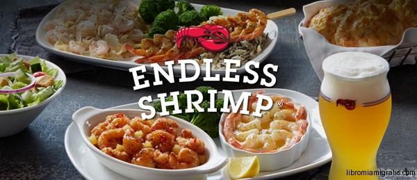Red Lobster Endless Shrimp