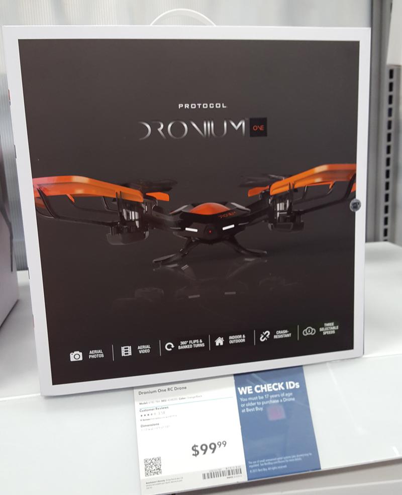 Caja Drone Miami