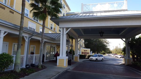 Marriot Residence Inn 600