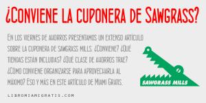 CuponeraDeSawgrass
