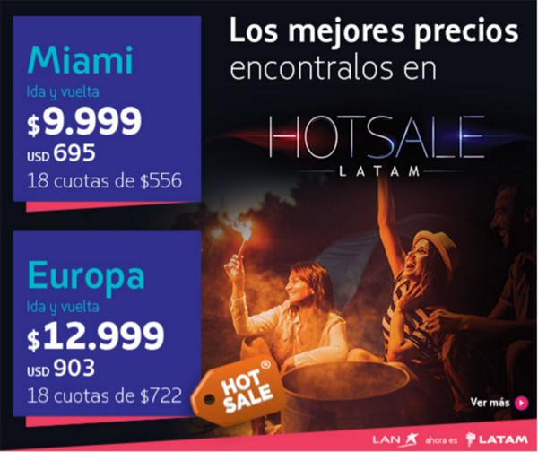 HotSale2016LanMiami