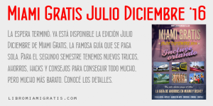 SalioMiamiGratis2016JulioDiciembre