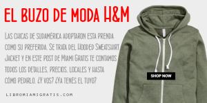 Sweatshirt H&M Miami